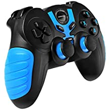 BEBONCOOL B21 Bluetooth Gamepad for for Android Phone/Tablet/TV Box/Gear VR/Emulator (Not Clip Included)