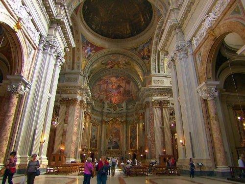 Rome: Baroque Brilliance - Europe Statue