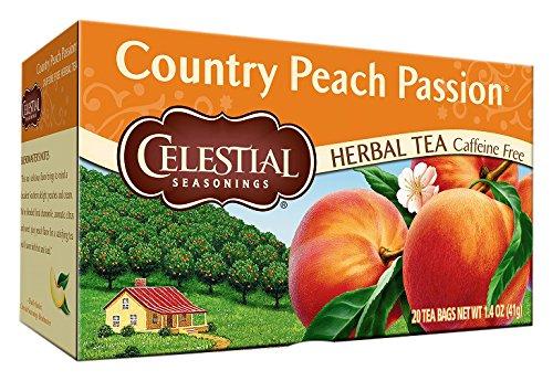 Celestial Seasonings Tea Country Peach Passion