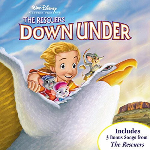 The Rescuers Down Under (Bonus...