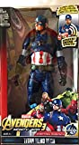 Super Hero Titan Series Captain America 12 inch Action Figure Avengers Toys
