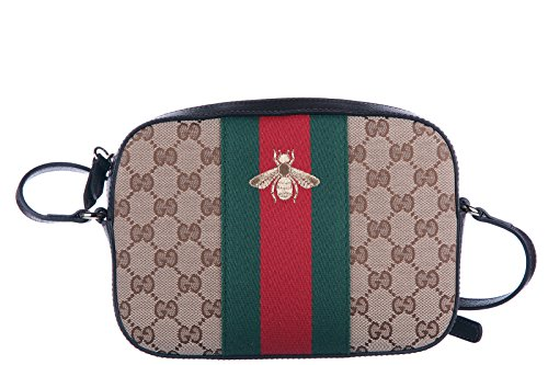 5abed746aa88b6 Gucci women's shoulder bag original gg supreme bee beige - Buy Online in KSA.  Shoes products in Saudi Arabia. See Prices, Reviews and Free Delivery in ...