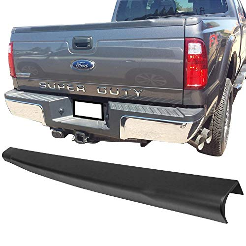 Fits 08-16 F-250 F-350 F-450 F-550 SUPER DUTY Tailgate Protector Spoiler PP By IKON MOTORSPORTS