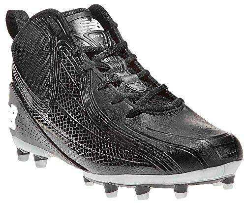 Shoe Mid MF897 MF897MK New Balance Turf Football Black Cut x6qq0trwPE