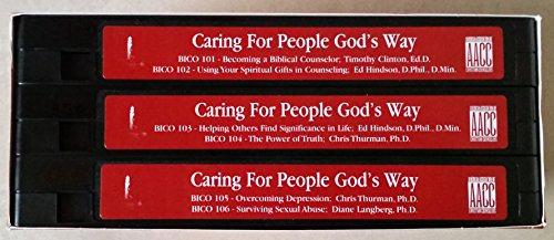 Caring for People God's Way: External Certificate Program-- BICO 101-106 (3 tape box set)