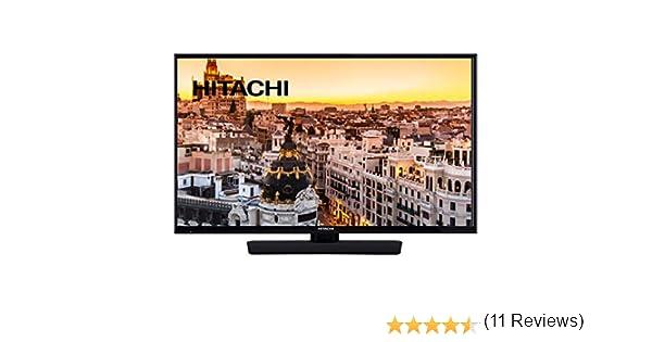 Hitachi 49HE4000 TELEVISOR 49 LCD LED Full HD 600Hz Smart TV ...
