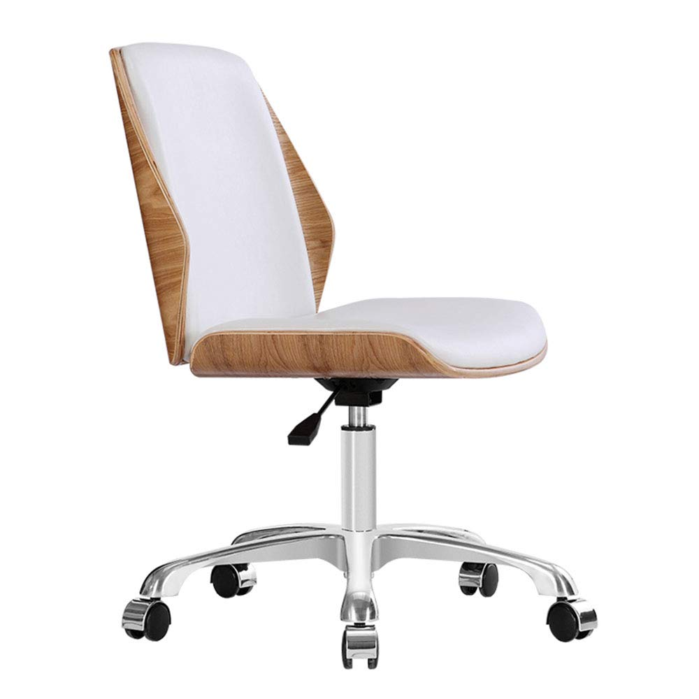 LJFYXZ Home Office Computer Chair, Silla de Libro Qumu ...