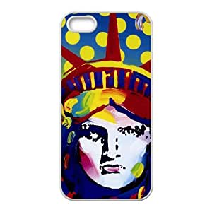 5S case,Statue of Liberty 5S cases,5S case cover,iphone 5 case,iphone 5 cases