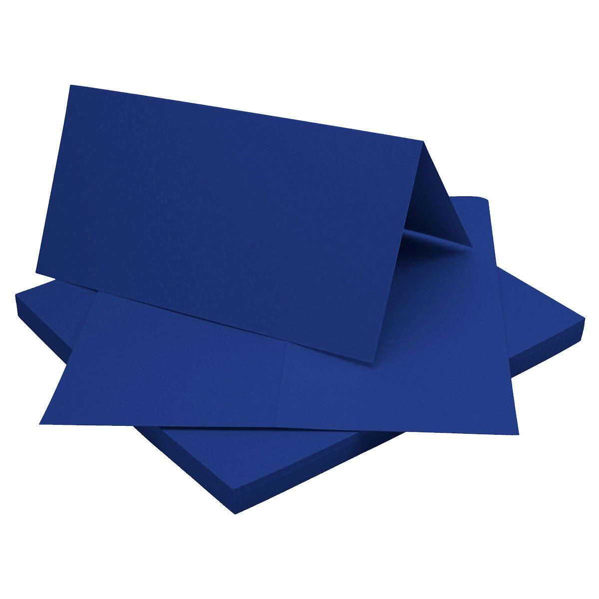 Faltkarten Din Lang   Schwarz   500 Stück   Premium Qualität - 10,5 x 21 cm - Sehr formstabil -Ideal für Grußkarten und Einladungen - Qualitätsmarke  NEUSER FarbenFroh B07FKN5J66 | Sehr gelobt und vom Publikum der Verbraucher ges