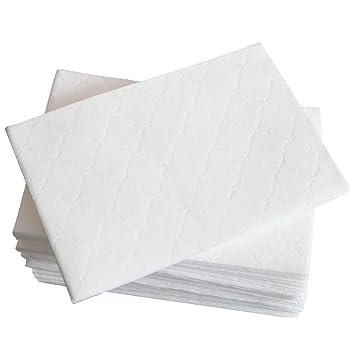 amazon com jebblas flushable dry diaper liners disposable