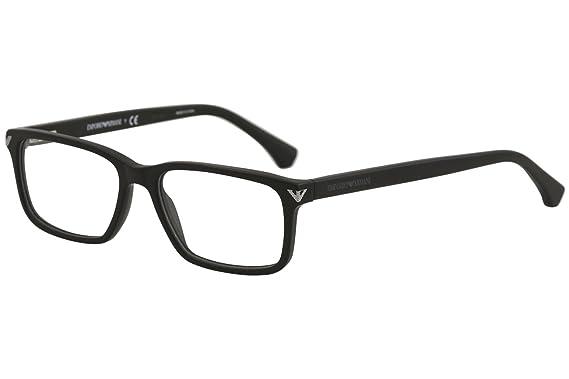 first look most popular new lower prices Emporio Armani Brille (EA3072 5042 52): Amazon.de: Drogerie ...