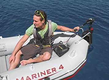 Intex 12V Transom Mount Boat Trolling Motor Mounting Kit 68631E 68624E