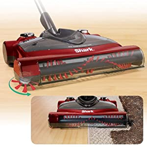 Shark 2 Speed Cordless Sweeper   V1911   Remanufactured