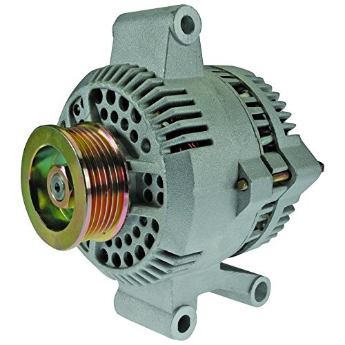 New Alternator Fits FORD Escort, Ranger, Mazda Pickup 2.3L 2.3 3.0L 3.0 4.0L 5.0 5.0L 5.8 5.8L 92 93 94 95 96 97 1992-1997 F07F-10300-AA F07U-10300-AA F07U-10300-AB AFD0012 Parts Player