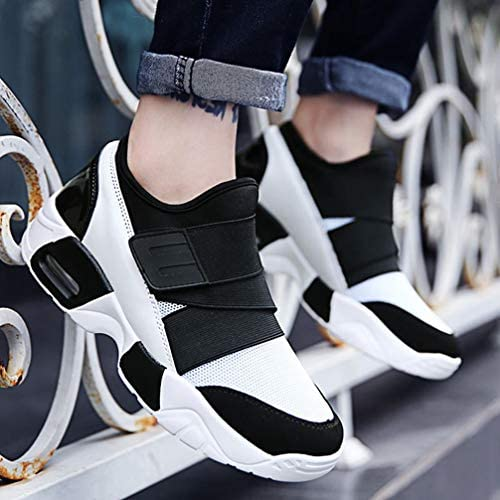 クロスベルト スポーツシューズ 男女兼用 ベルクロ ランニングシューズ ローカット ウォーキングシューズ 超軽量 滑り止め 通気性 カジュアル レディース メンズ 大きいサイズ アウトドアシューズ スポーツ 運動靴