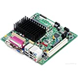 Intel Motherboard BLKD2550MUD2, Atom Dual Core 2500 NM10 mITX 2xSODIMM DDR3 LVDS+DVI+VGA+LPT, PCI, 4/3 USB2, GBLAN