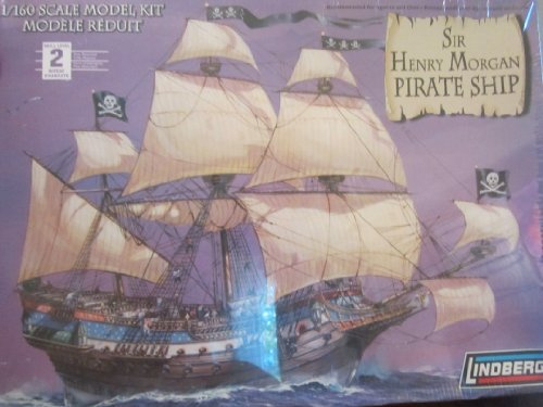 Morgan Model Ship (Sir Henry Morgan Sailing Ship Model Kit by)