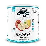Augason Farms Apple Delight Drink Mix 5 lbs 11 oz No. 10 Can