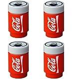 """4 Cola Soda Cans Accessory for Small 2"""" Mini Figurines"""
