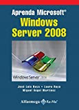 img - for Aprenda Microsoft WINDOWS SERVER 008 (Spanish Edition) book / textbook / text book