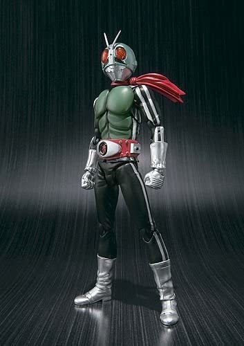 S.H.Figuarts Kamen Rider Kamen Rider 1 Action Figure Bandai FROM JAPAN