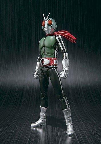 Bandai Kamen Rider Shin Ichigo - S.H.Figuarts (Rider Kamen Mask)