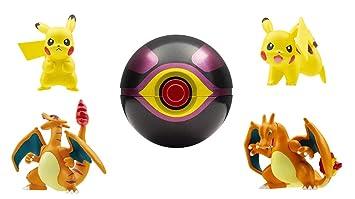 Takara Tomy Pokemon Monster Collection Moncolle Movie Set