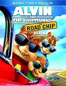Alvin & The Chipmunks: The Road Chip  [Blu-ray + Digital Copy] (Bilingual)