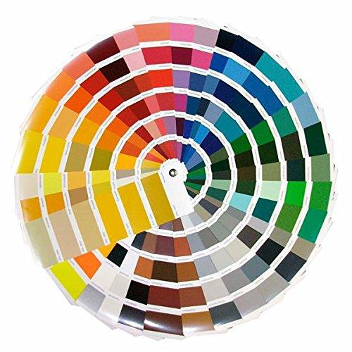 Nuancier couleur Carte