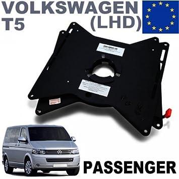 Europäischen VW T5/T6/Beifahrersitz schwenkbar (Rib) LHD drehbarer ...