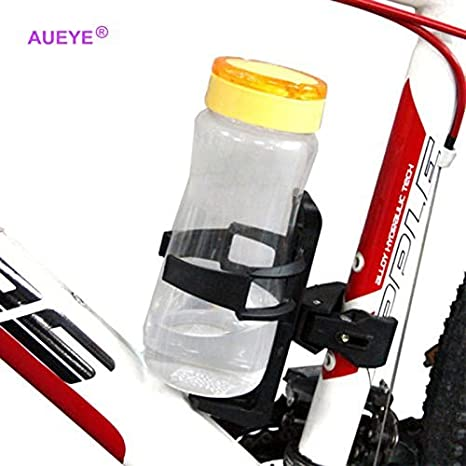 Motorcycle Bike Bicycle Handlebar Mount Cup Bottle Drink Beverage Holder UK