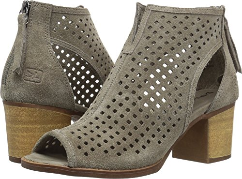 Dirty Laundry by Chinese Laundry Women's Tessa Ankle Boot, Grey Split Suede, 7 M US