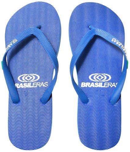 Brasileras Chanclas Brasilera Basica Azul royal