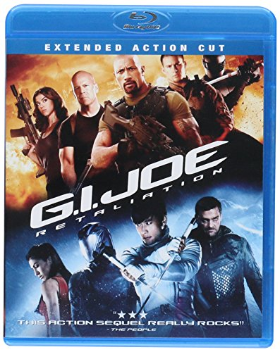GI Joe: El Contraataque (GI Joe: Retaliation BD) [Blu-ray]