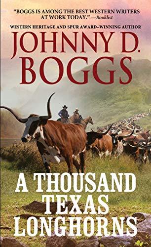 Book Cover: A Thousand Texas Longhorns