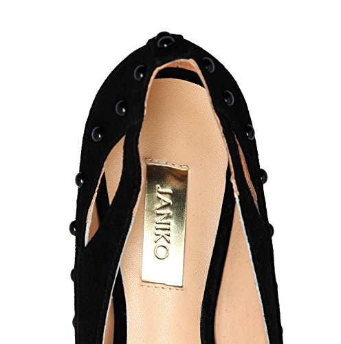 Zapatos Talla EU 37 Color Rojo Negro rPwEPa
