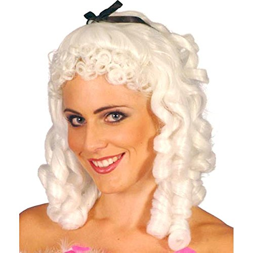 Smiffys Belle Costume (Women's Southern Belle Costume Wig)