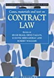 Contract Law: Casebooks For The Common Law Of Europe (Casebooks On The Common Law Of Europe)