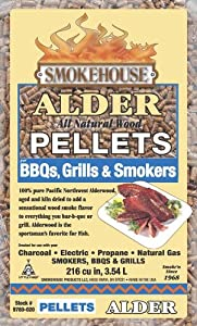 Smokehouse Products 5LB Bag All Natural Flavored Wood Pellets from epic Smokehouse Products