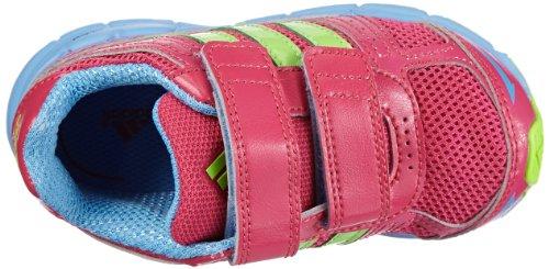 adidas Performance adifast CF  I G96395 Pink (BLAST PINK F13 / RAY GREEN F13 / JOY BLUE S13)