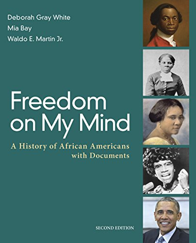 Search : Freedom on My Mind: A History of African Americans, with Documents