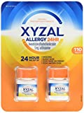 XYZAL Allergy 24 hour 110 Tablets