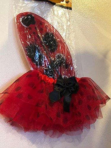 (Walgreens lady bug costume)