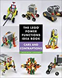 img - for The LEGO Power Functions Idea Book, Vol. 2: Cars and Contraptions book / textbook / text book