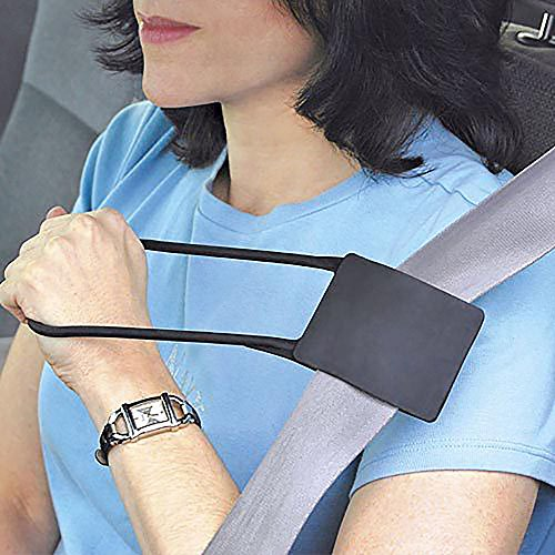 Buy seat belt extender pros seat belt grabber handle