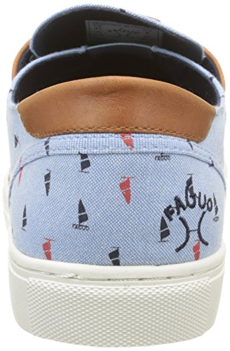 Faguo Cypresslone - Sneakers Hombre Azul - Blue (S1600 Oxford Sails)