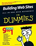 Building Web Sites All-in-One Desk Reference for Dummies, Claudia Snell and Doug Sahlin, 0470009942