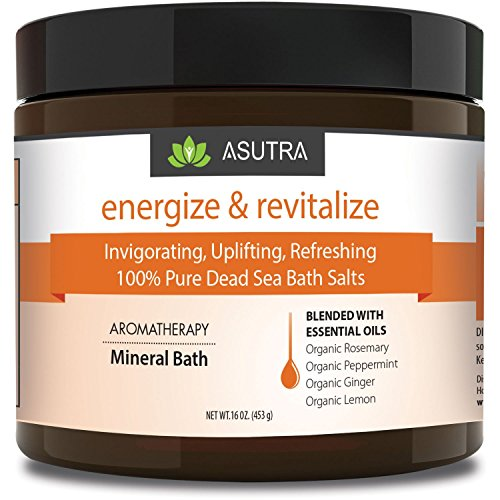 ASUTRA Uplifting Refreshing Aromatherapy Peppermint product image