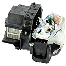 E-touch ELPLP42 / V13H010L42 Replacement Projector lamp/bulb with housing for EPSON PowerLite 822p/83c/400W/410W/822+/822p/83+/83V+;EPSON EX90/H281B/H371A;EPSON EB-410W/410WE;EPSON EMP-280/400/400W/400WE/410W/822/822H/83/83C/83H/83HE/X56;