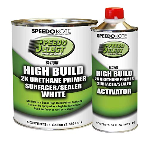 Speedokote SS-2790W/SS-2790A Super Fill High Build Primer White by Speedokote (Image #3)